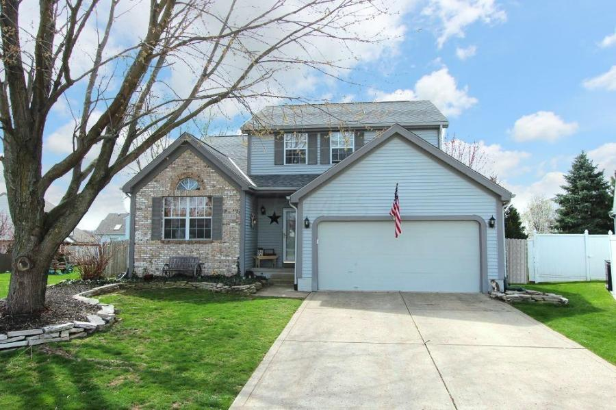 3135 Sun Valley Drive, Park Place, Pickerington OH