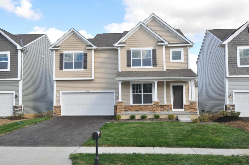 Westerville OH 43081, Upper Albany West Sales 2016