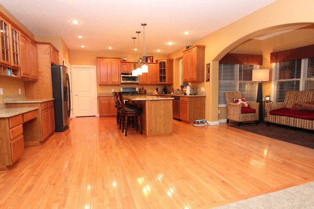 Kitchen Cabinets Hilliard Ohio