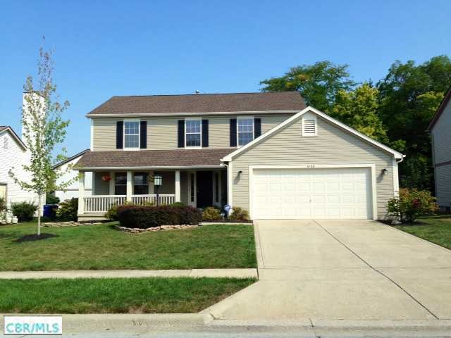 Home Sales in Thornapple Grove Galloway Ohio