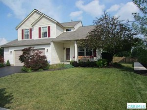 Home Sales in Thornapple Highlands Galloway Ohio