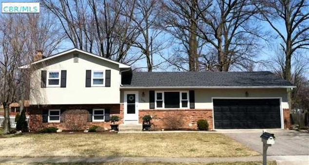 Home Sales in College Park Gahanna Ohio