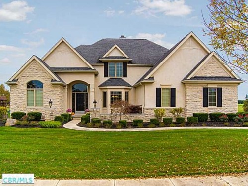 Dublin ohio homes columbus ohio real estate Home builders in columbus oh