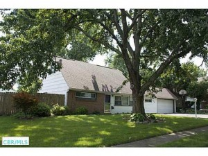 Home Sales in Cranford Columbus OH 43221