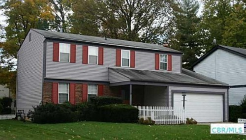 Woodside Green Gahanna Ohio Home Sales - 451 Forestwood Dr.
