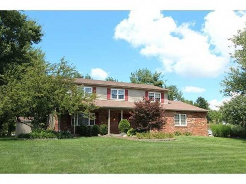 Chevington Woods Pickerington Ohio Homes Sold - 8730 Stoneyway Ct.