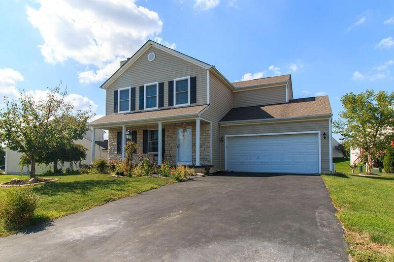 Spring Creek Subdivision, Homes for Sale, Pickerington OH 43147