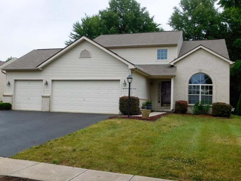 Preston Trails Subdivision, Pickerington Oh 43147