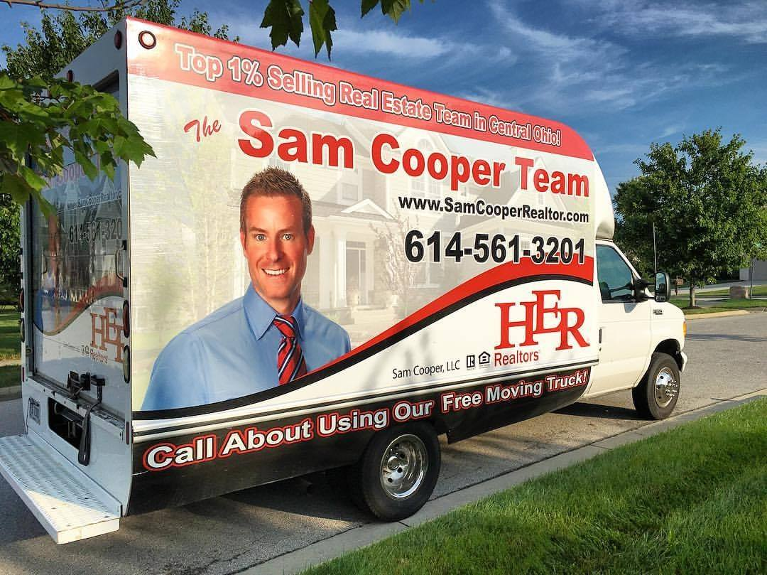 Sam Cooper HER Realtor, Park Trails Newark OH