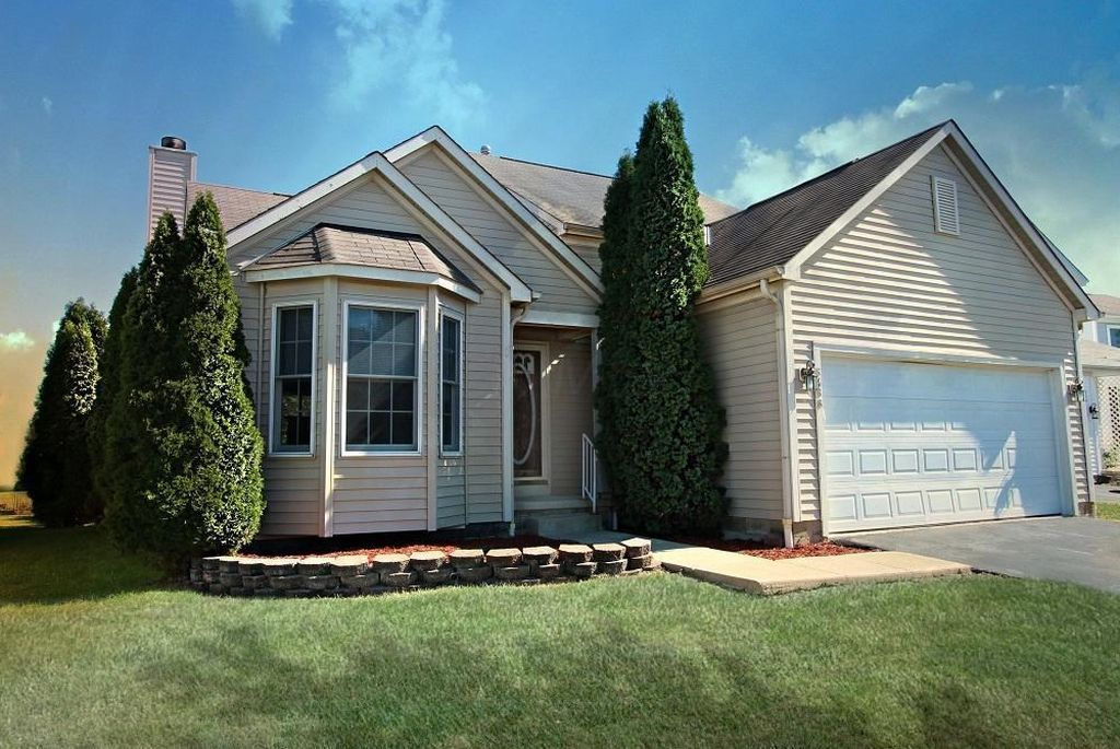 5488 Sweet Gale Ct. Canal Winchester OH, New Realty Listings